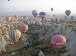 Istambul, Capadócia e Mar Negro