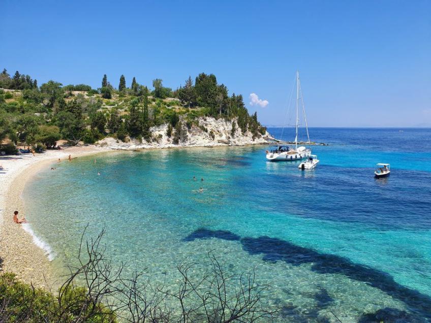 Grécia e Estância em Ilhas