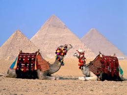 Egito com cruzeiro 03 dias pelo Nilo
