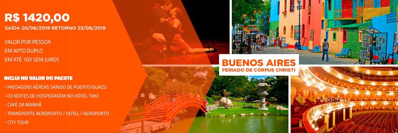Buenos Aires Feriado de Corpus Christi